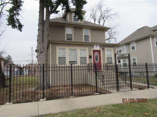 Photo of 8732 S Ada Street, Chicago, IL 60620 (MLS # 10863823)