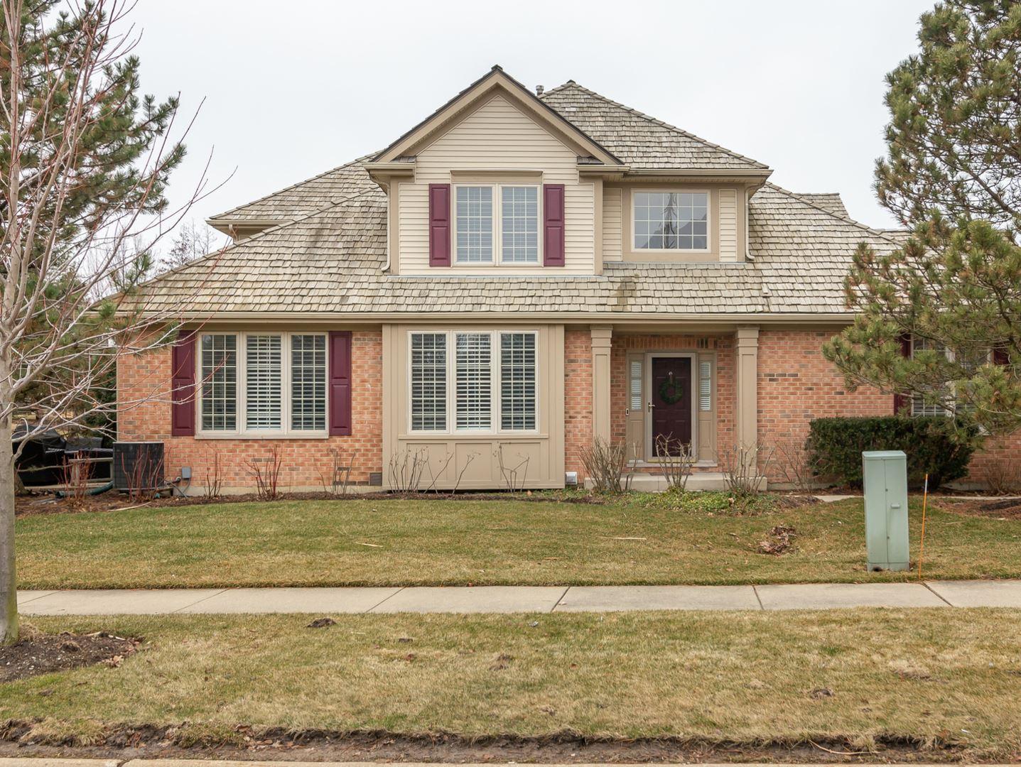 1771 Brush Hill Lane, Glenview, IL 60025 - #: 10666823