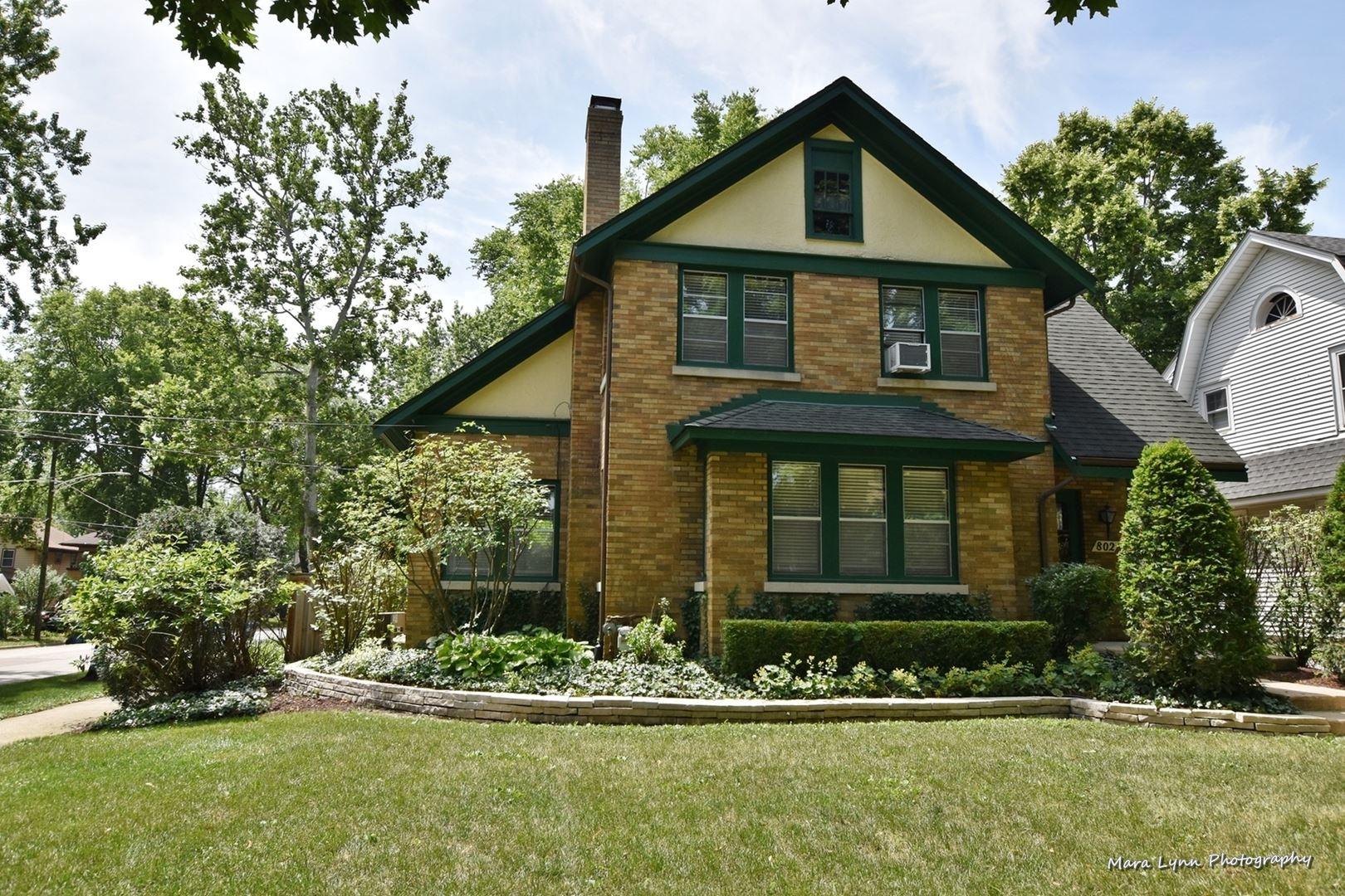 802 W Downer Place, Aurora, IL 60506 - #: 10764823