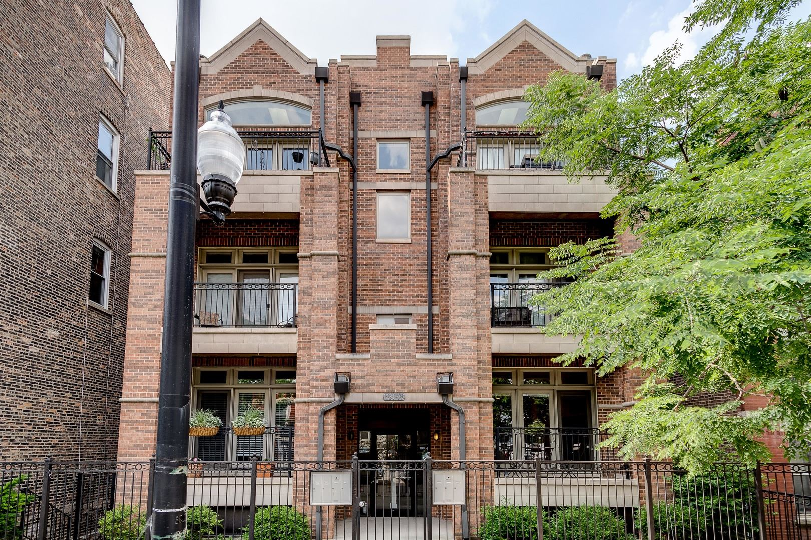 1533 W 18TH Place #1W, Chicago, IL 60608 - MLS#: 10777824