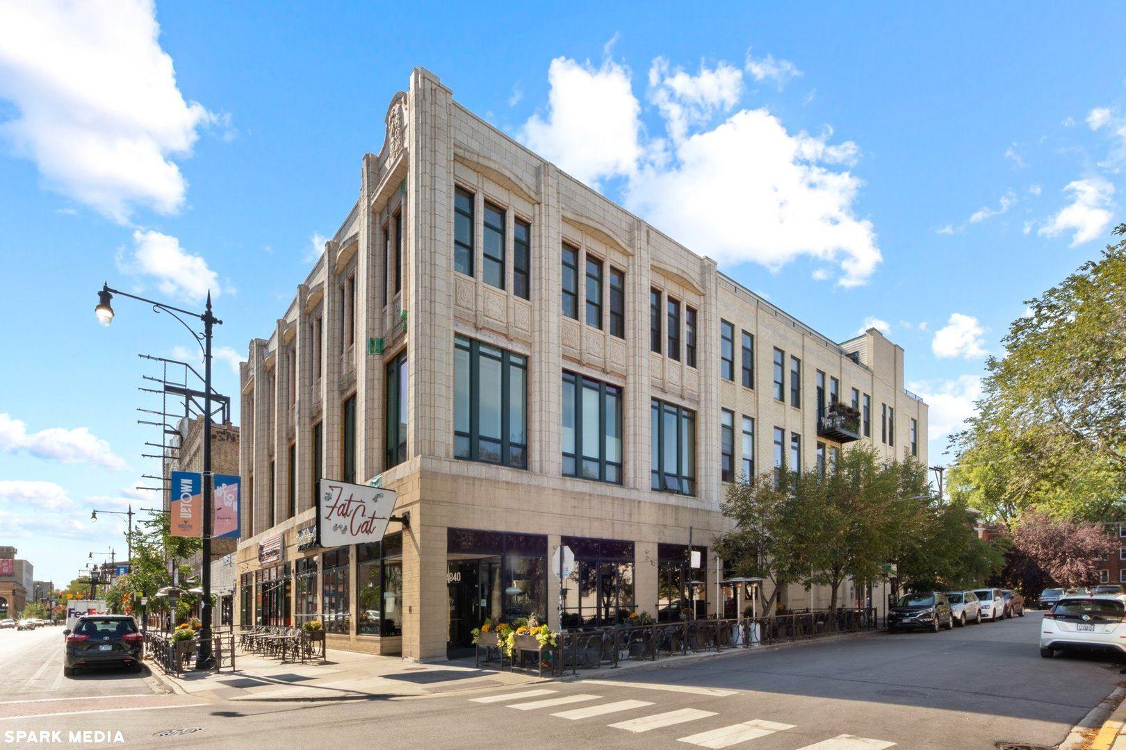 1215 W Gunnison Street #206, Chicago, IL 60640 - #: 11233825