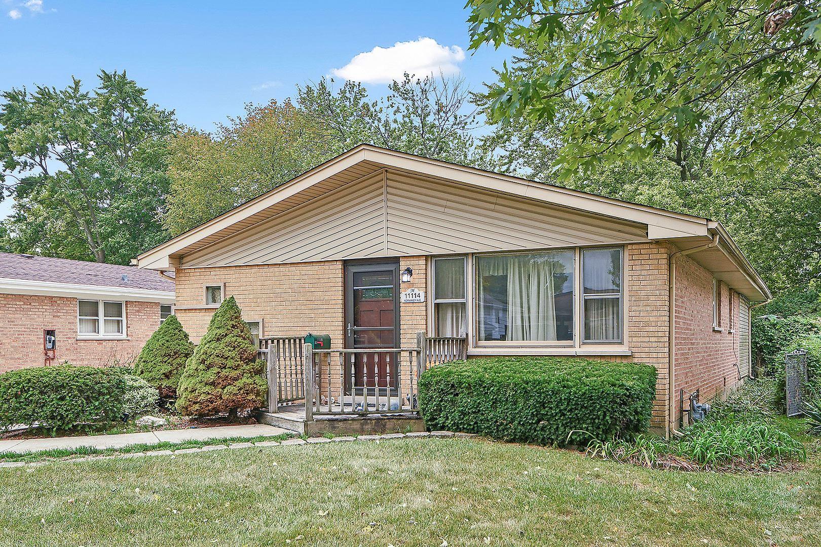11114 S Normandy Avenue, Worth, IL 60482 - #: 11240825