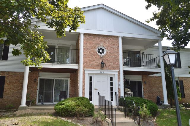 983 Golf Course Road UNIT 7, Crystal Lake, IL 60014 - #: 10502827