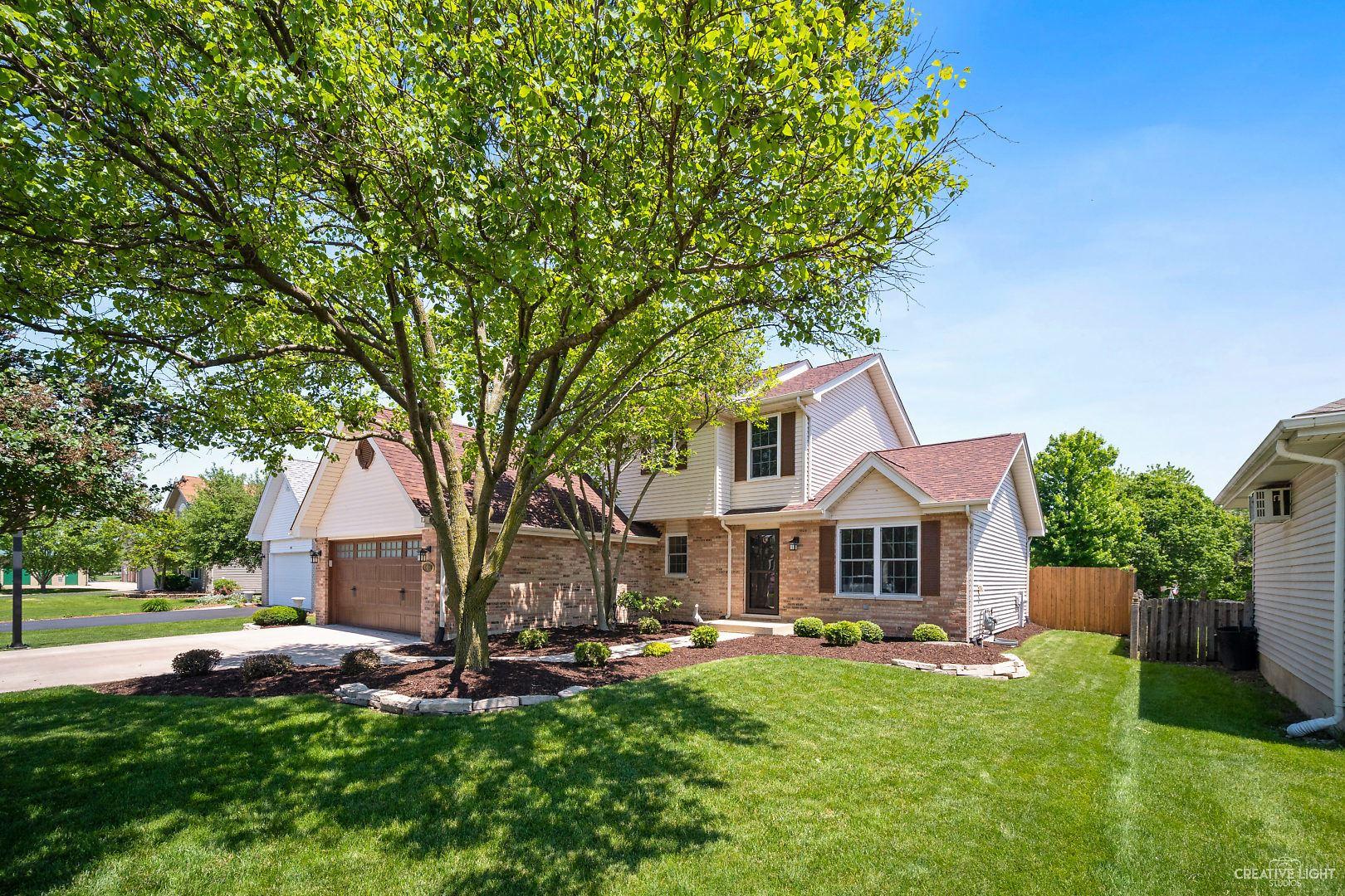 1406 Wood Duck Lane, Plainfield, IL 60586 - #: 10733827
