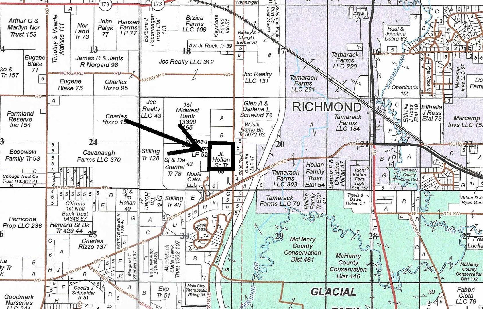 Lot 1 Keystone Road, Richmond, IL 60071 - #: 10804827
