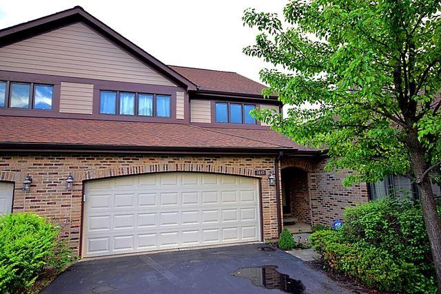 1837 Golf View Drive, Bartlett, IL 60103 - #: 11059827