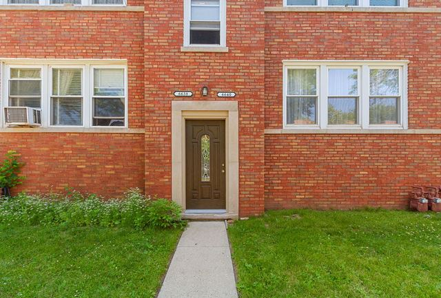 6638 N Seeley Avenue #1S, Chicago, IL 60645 - MLS#: 10775828