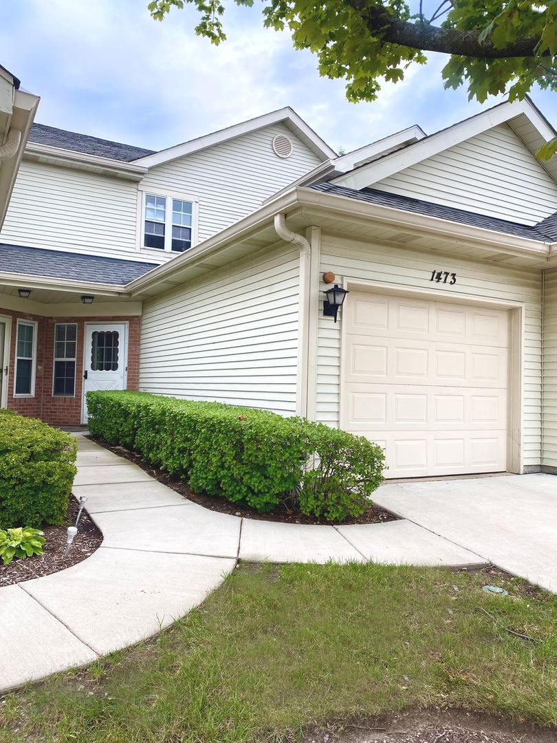 1473 Golfview Drive, Glendale Heights, IL 60139 - #: 11219828