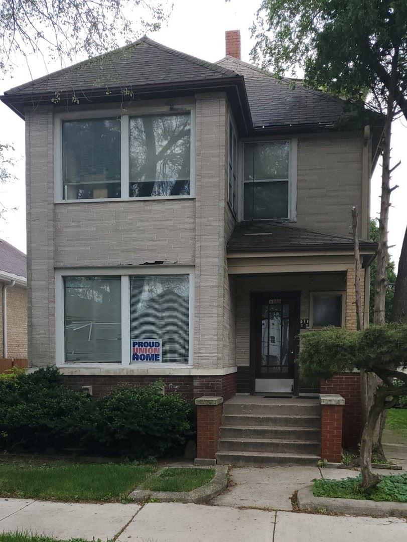 6616 S TROY Street, Chicago, IL 60629 - #: 10766830