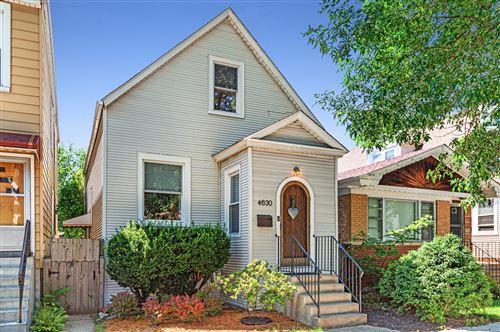 Photo of 4630 N Keystone Avenue, Chicago, IL 60630 (MLS # 10769831)