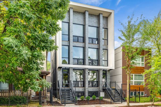 3137 W Lyndale Street UNIT 2, Chicago, IL 60647 - #: 10536831