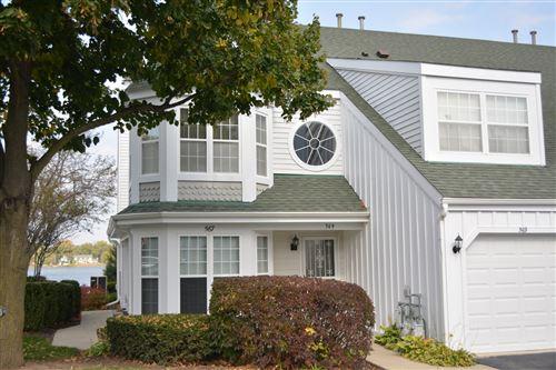 Tiny photo for 569 Marina Court #569, Wauconda, IL 60084 (MLS # 10970832)