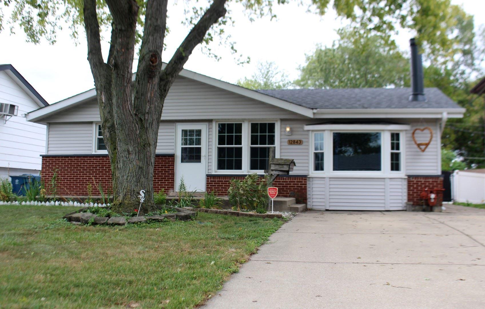 12843 E Playfield Drive, Crestwood, IL 60418 - #: 11226832
