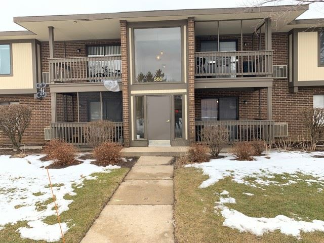 560 Somerset Lane #5, Crystal Lake, IL 60014 - #: 10627833