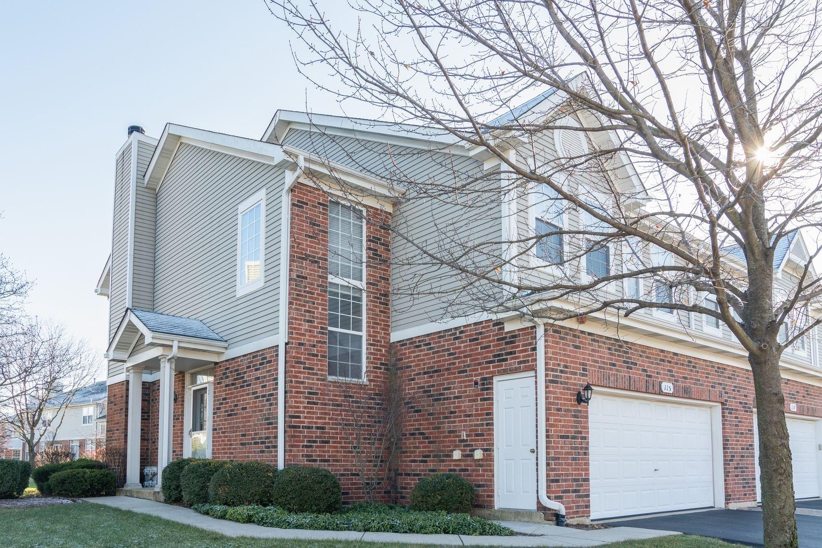 115 Chestnut Hills Circle #115, Burr Ridge, IL 60527 - #: 10778833