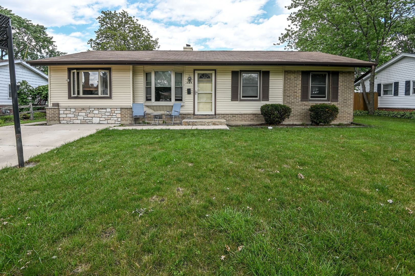 949 Hartford Lane, Elk Grove Village, IL 60007 - #: 11132835
