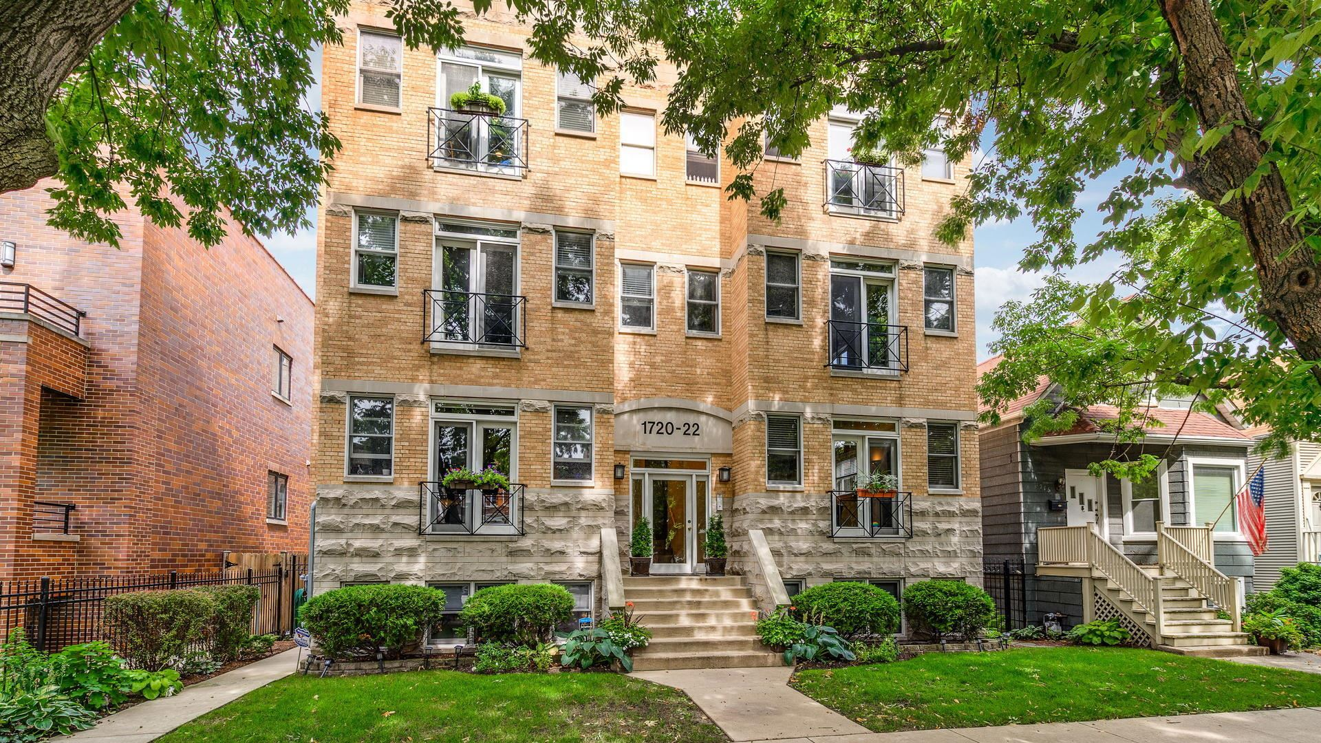 1720 W Berwyn Avenue #1E, Chicago, IL 60640 - #: 10675836
