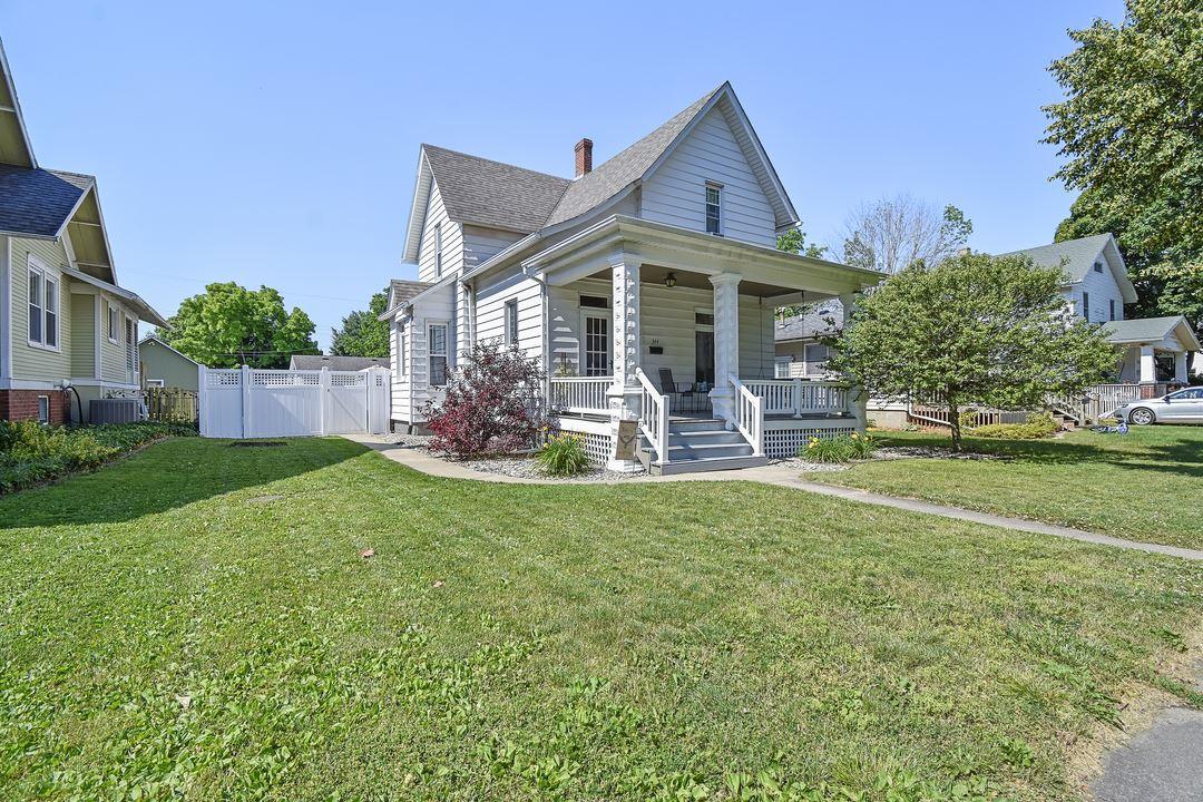 344 E Center Street, Paxton, IL 60957 - #: 10754836