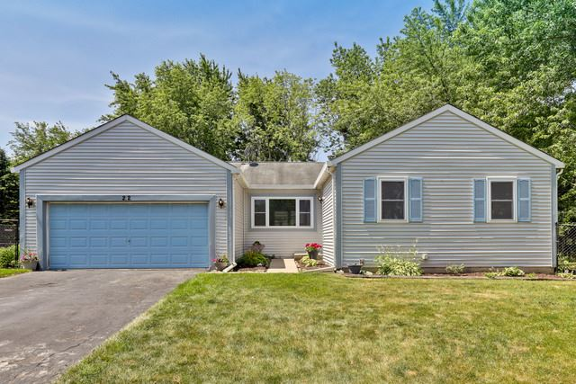 22 Manchester Court, Streamwood, IL 60107 - #: 10493837