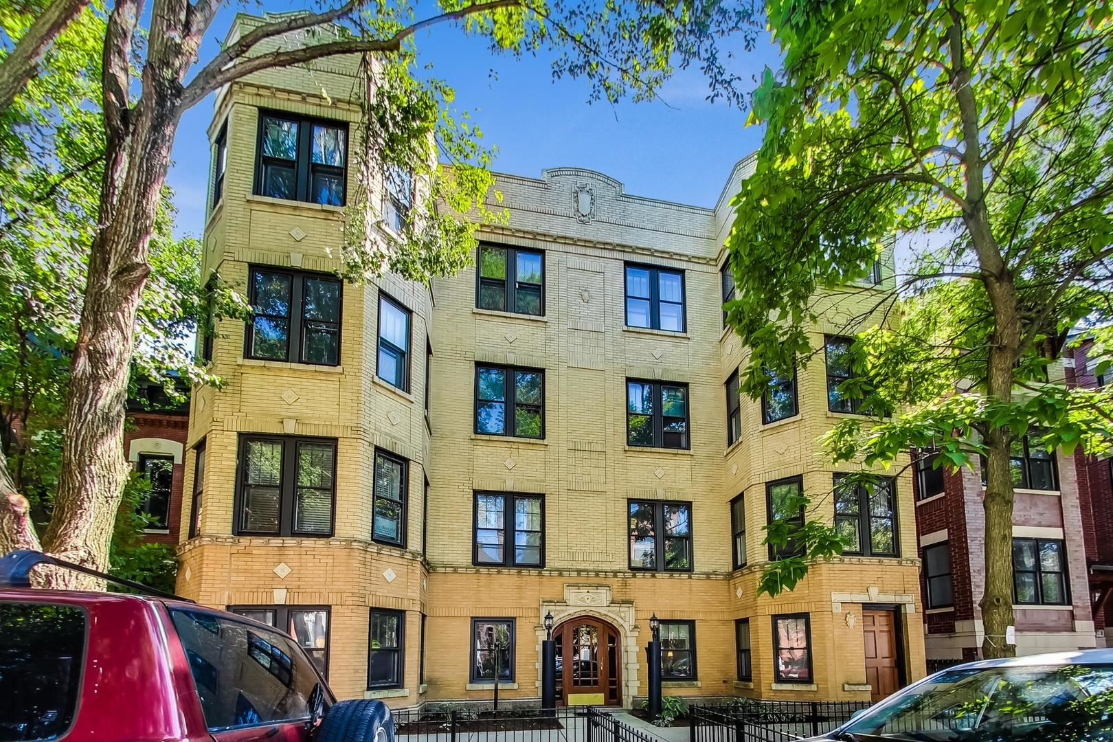 2027 W Pierce Avenue #1E, Chicago, IL 60622 - #: 10809837