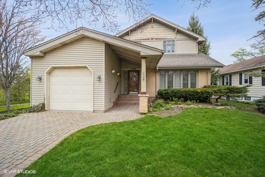 1748 MacLean Court, Glenview, IL 60025 - #: 11058837