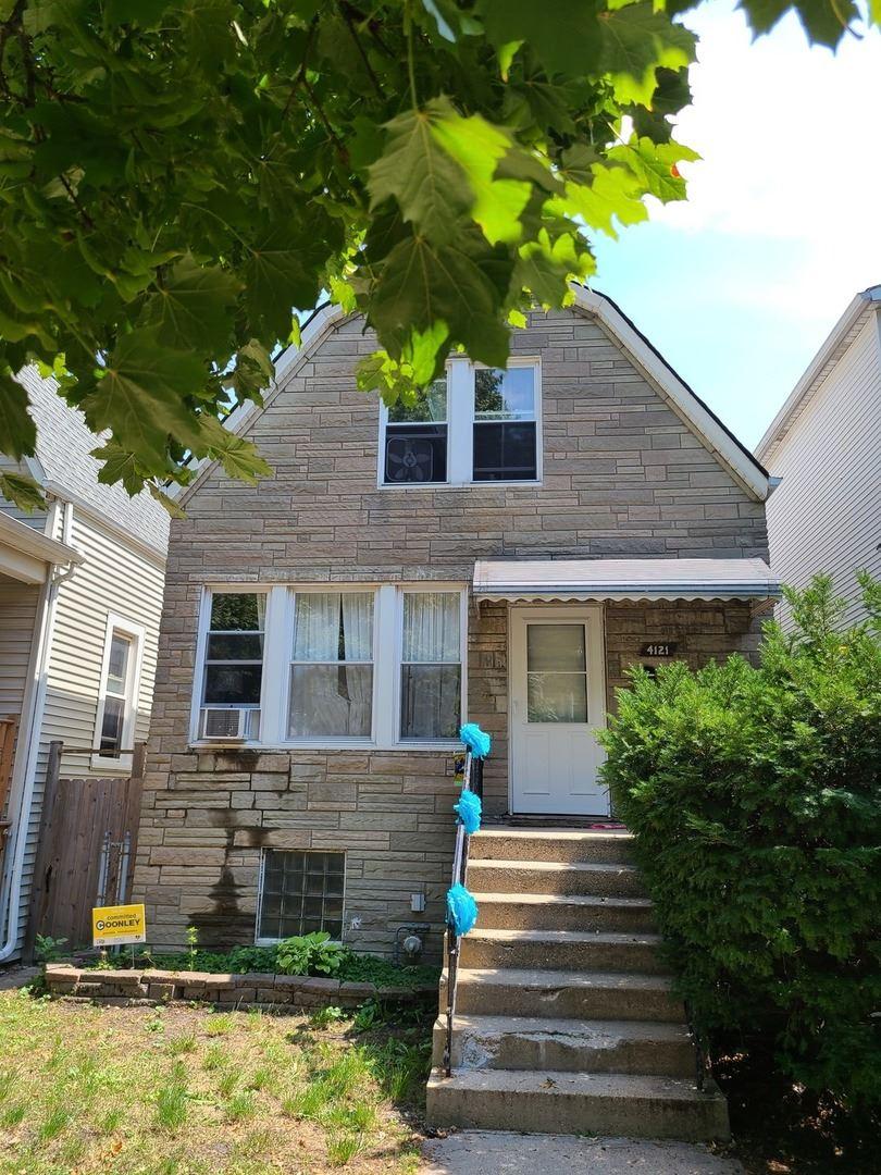 4121 N Maplewood Avenue, Chicago, IL 60618 - #: 11198837