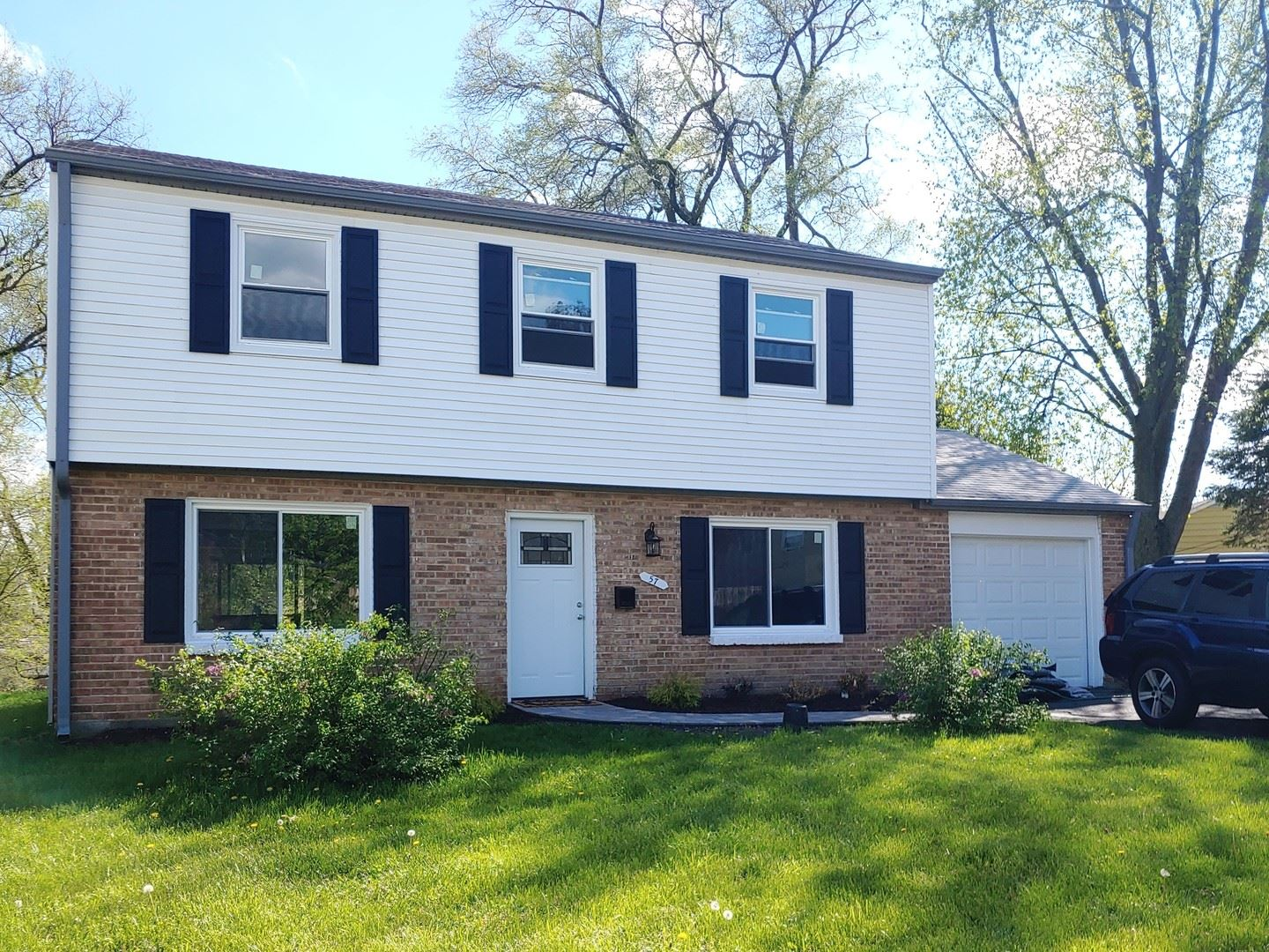 57 GLEN HILL Drive, Glendale Heights, IL 60139 - #: 10716838