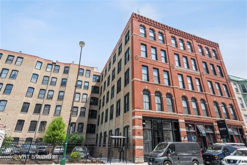 Photo of 525 N Halsted Street #306, Chicago, IL 60642 (MLS # 10726839)