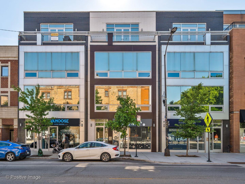 1866 N Damen Avenue #2, Chicago, IL 60647 - #: 10750839