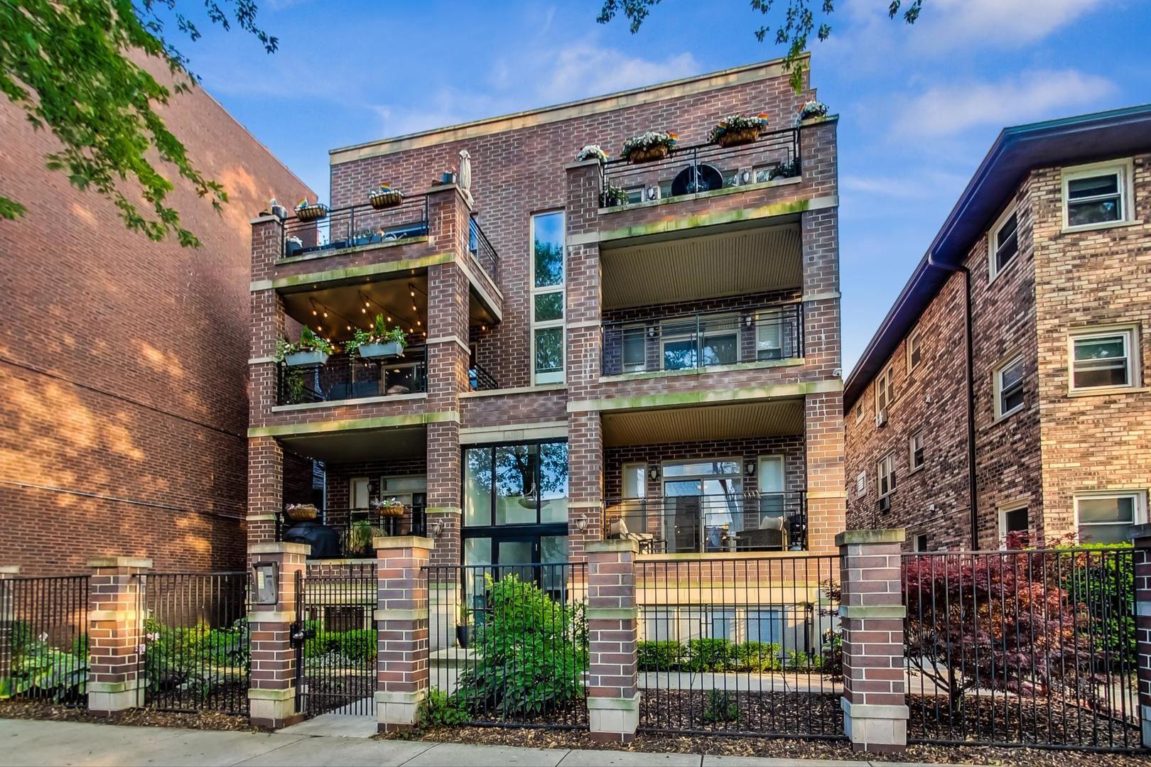 1309 W Lunt Avenue #2W, Chicago, IL 60626 - #: 10761839