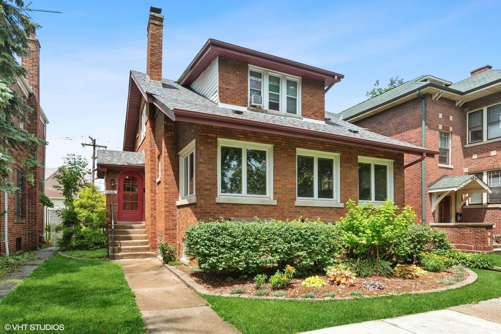 9848 S Damen Avenue, Chicago, IL 60643 - MLS#: 11233839