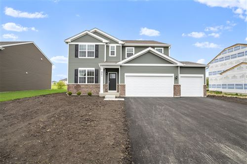 Photo of 541 Colchester Drive, Oswego, IL 60543 (MLS # 10798841)