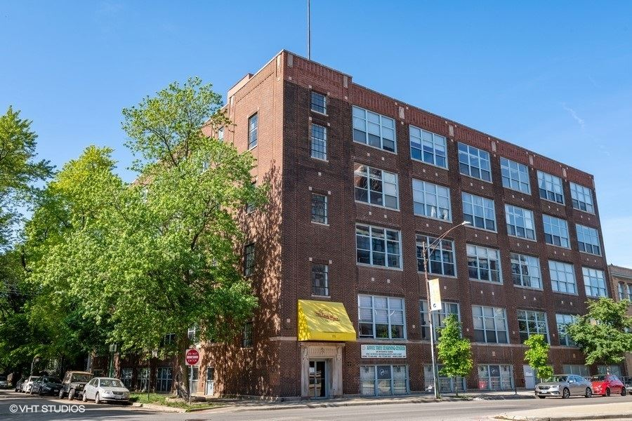 1733 W IRVING PARK Road #206, Chicago, IL 60613 - #: 10753842