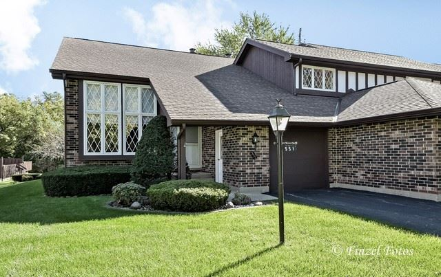 551 Cress Creek Lane, Crystal Lake, IL 60014 - #: 10548843