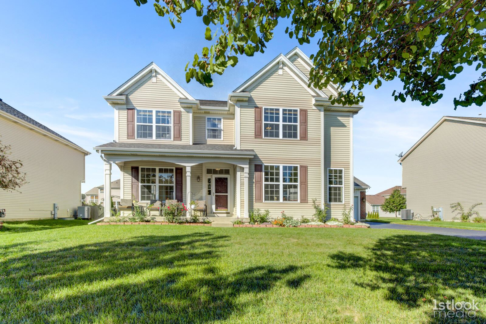 404 Cotoneaster Court, Oswego, IL 60543 - #: 11240843
