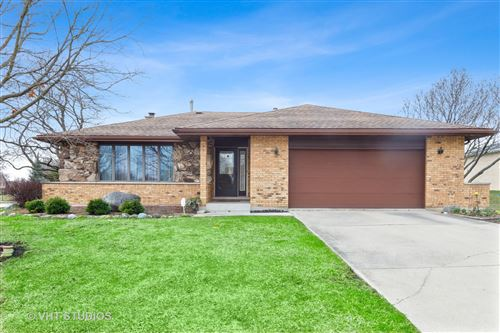 Photo of 8306 Tudor Circle, Willow Springs, IL 60480 (MLS # 10678844)