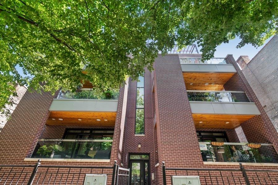 1011 N WOLCOTT Avenue #1N, Chicago, IL 60622 - #: 10770844