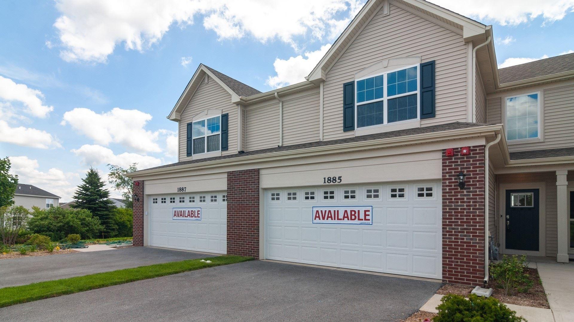 1125 Goldfinch Avenue, Yorkville, IL 60560 - #: 10785844