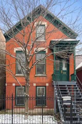 Photo for 1938 North OAKLEY Avenue, Chicago, IL 60647 (MLS # 10610845)
