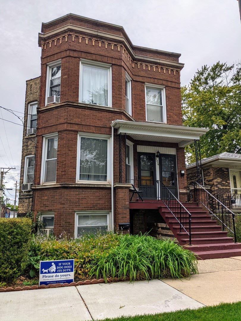 3214 N Kostner Avenue, Chicago, IL 60641 - #: 11226845