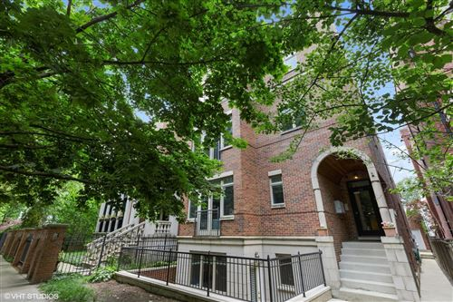 Photo of 3726 N Greenview Avenue #1, Chicago, IL 60613 (MLS # 10774847)