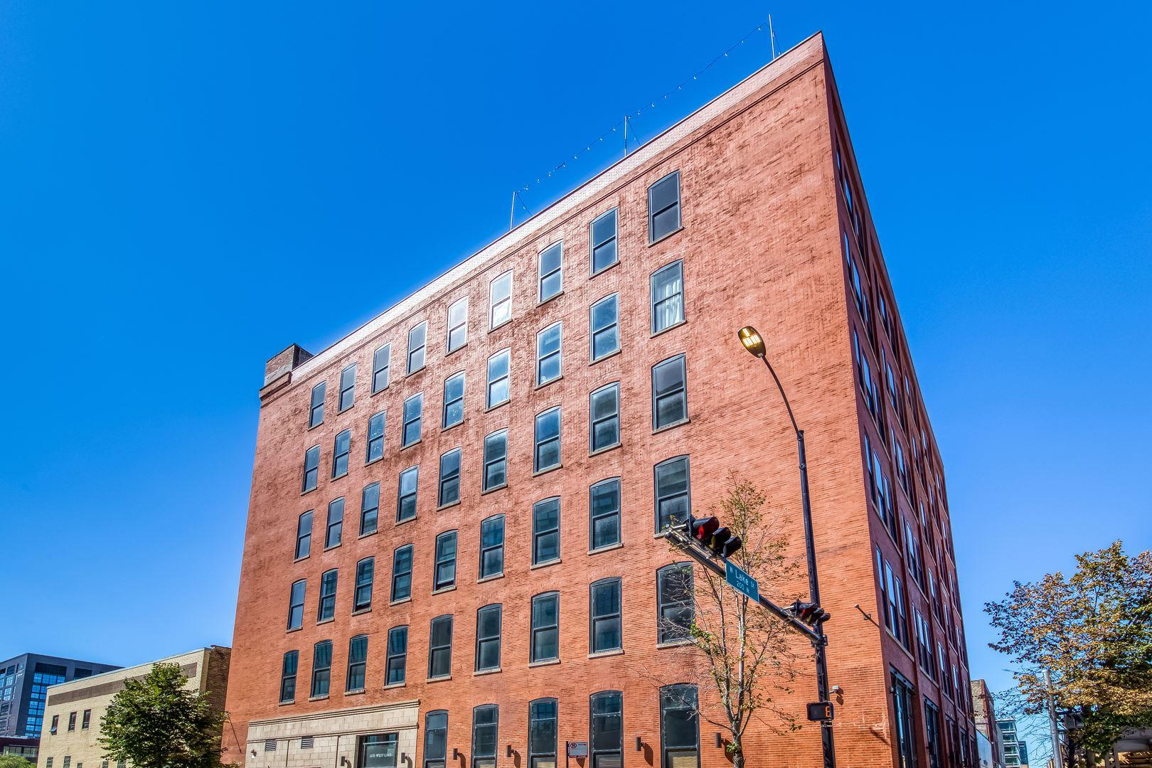 1101 W Lake Street #5D, Chicago, IL 60607 - #: 11117848