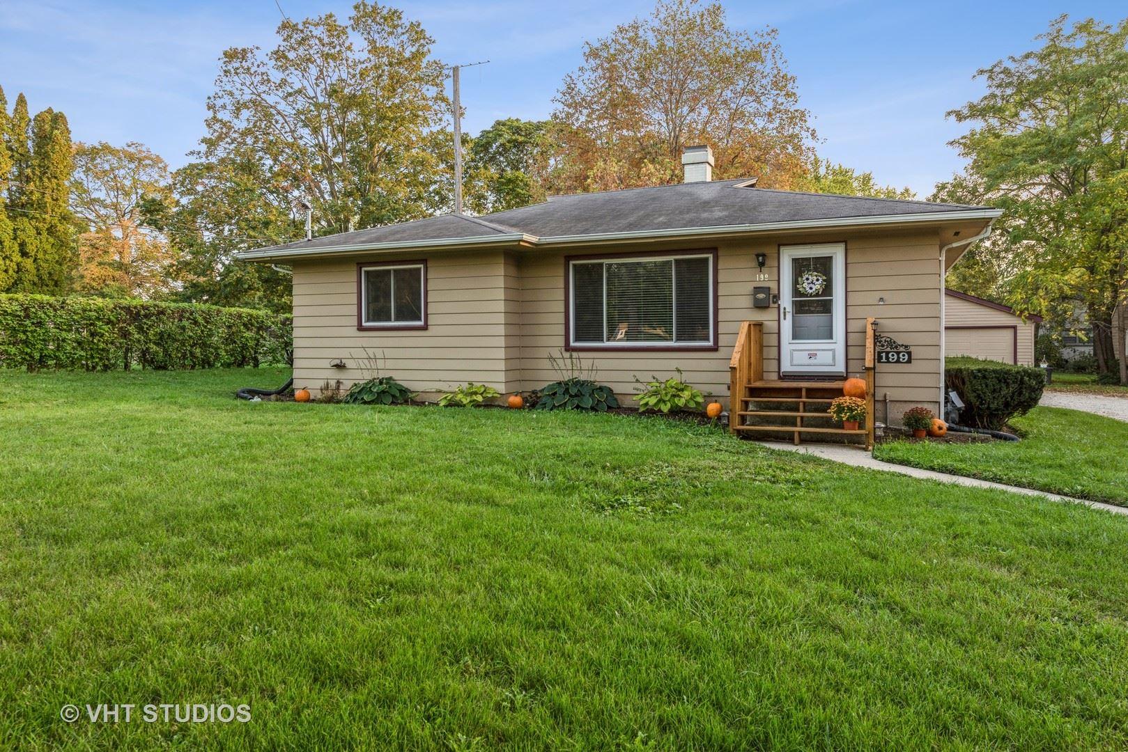 199 W WOODSTOCK Road, Crystal Lake, IL 60014 - #: 11243848