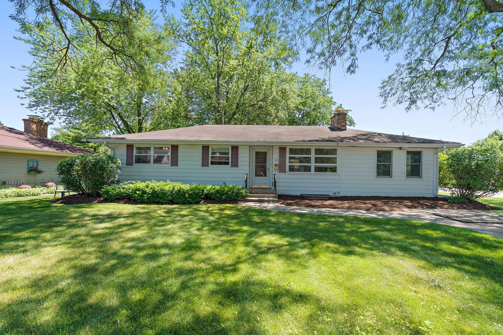 246 S Glenwood Place, Aurora, IL 60506 - #: 10751849