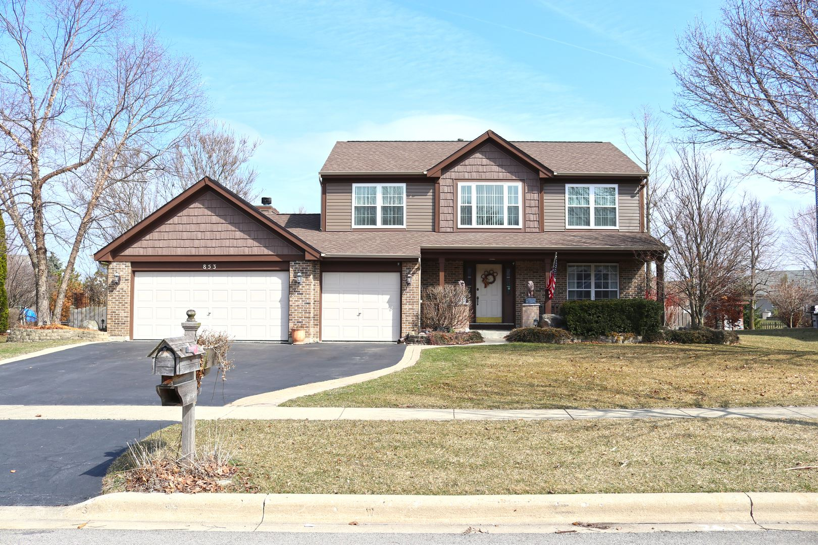 853 Mocking Bird Drive, Antioch, IL 60002 - #: 10672850