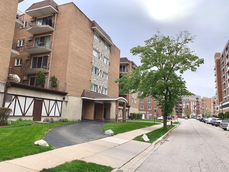 1633 River Street #2F, Des Plaines, IL 60016 - MLS#: 10707850