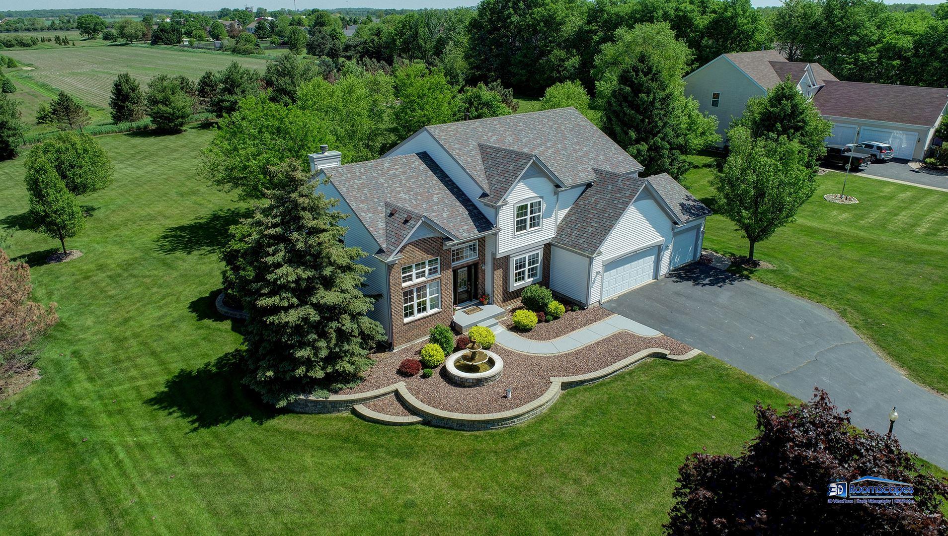 1106 Wilmot Farms Drive, Spring Grove, IL 60081 - #: 10782851