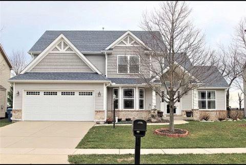 Photo of 1304 Fieldstone Drive, Savoy, IL 61874 (MLS # 11005851)