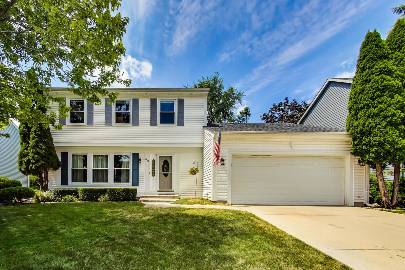24 Montebello Drive, Vernon Hills, IL 60061 - #: 10806852