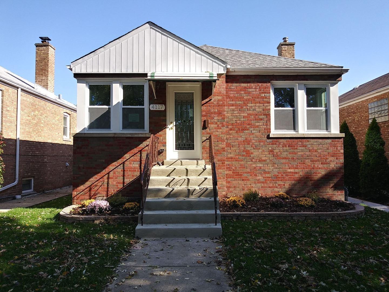 4117 Wenonah Avenue, Stickney, IL 60402 - #: 10744853